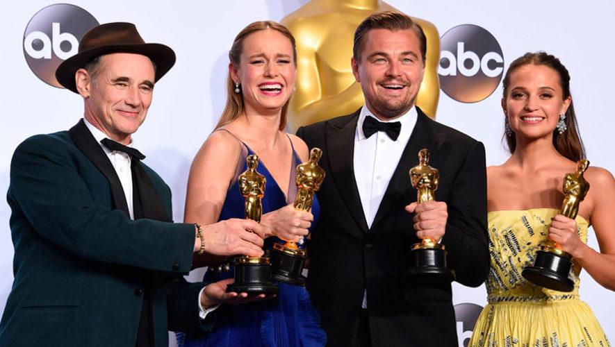 Transmisión en vivo de los Premios Óscar 2019 para Guatemala