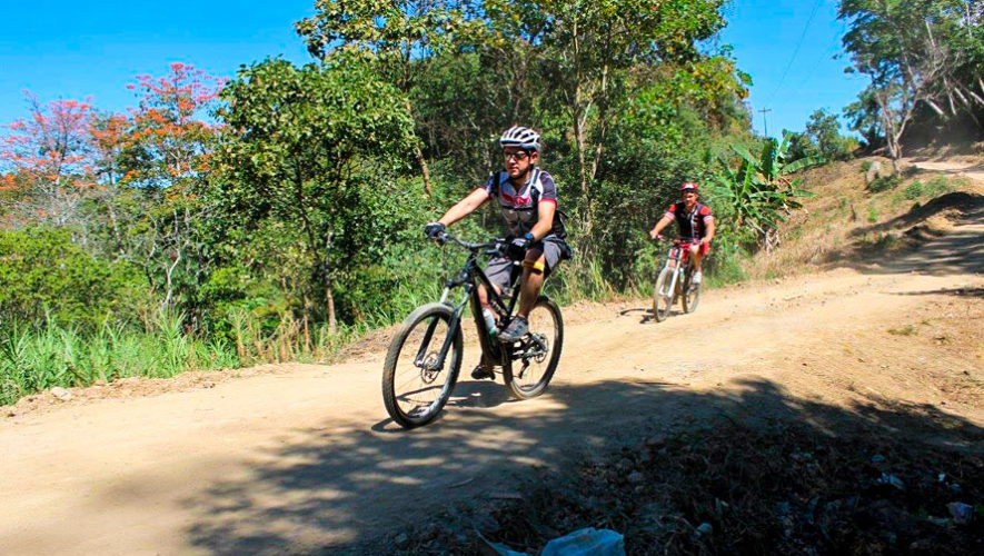 Travesía de Mountain Bike en Monterrico | Enero 2019
