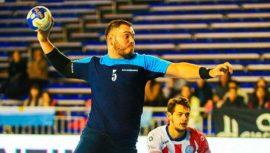 Ubaldo Herrera estará a prueba con el Póvoa Andebol Club, equipo de Portugal
