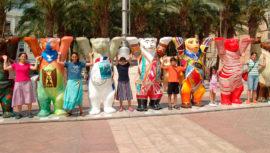 United Buddy Bears exposición de 148 osos será exhibida en Guatemala