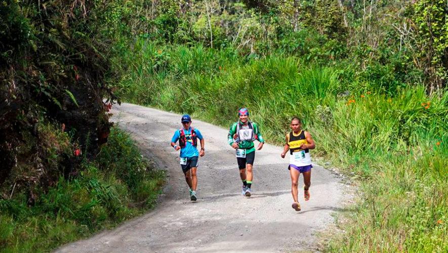 VI Ultramaratón Montañas del Quetzal   Marzo 2019