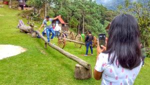 Viaje de un día al parque ecológico Pino Dulce   Febrero 2019