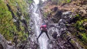 Viaje para hacer Rappel en Catarata La Rinconada | Enero 2019
