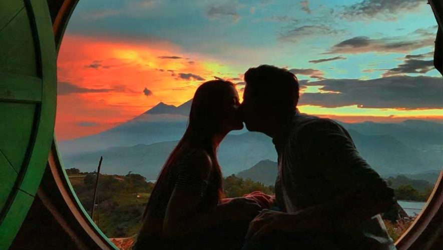 Viaje romántico para parejas a Antigua Guatemala | Febrero 2019