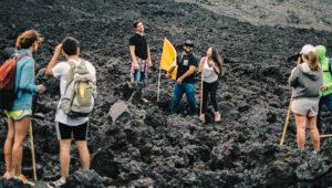 Viaje solo para jóvenes al Volcán de Pacaya | Enero 2019