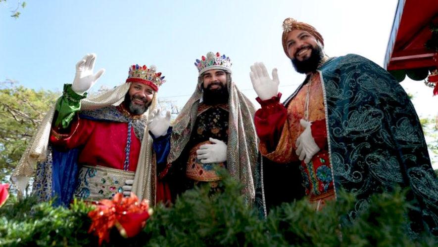 Visita de los Reyes Magos a Majadas Once | Enero 2019