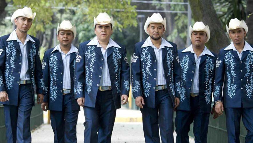 Concierto de El Trono de México en Escuintla | Febrero 2019