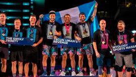 Guatemala ganó primer lugar en The Wodapalooza Fitness Festival 2019