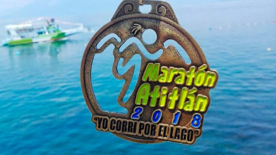 Maratón de Atitlán | Noviembre 2019