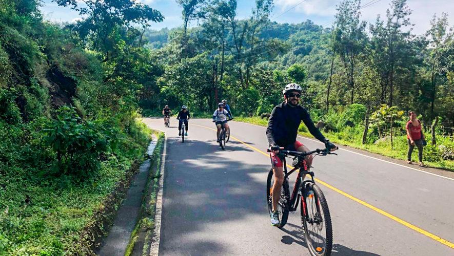 Travesía en bicicleta por los alrededores del Volcán Pacaya | Enero 2019