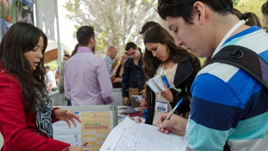 Feria de becas universitarias en Antigua Guatemala | Marzo 2019