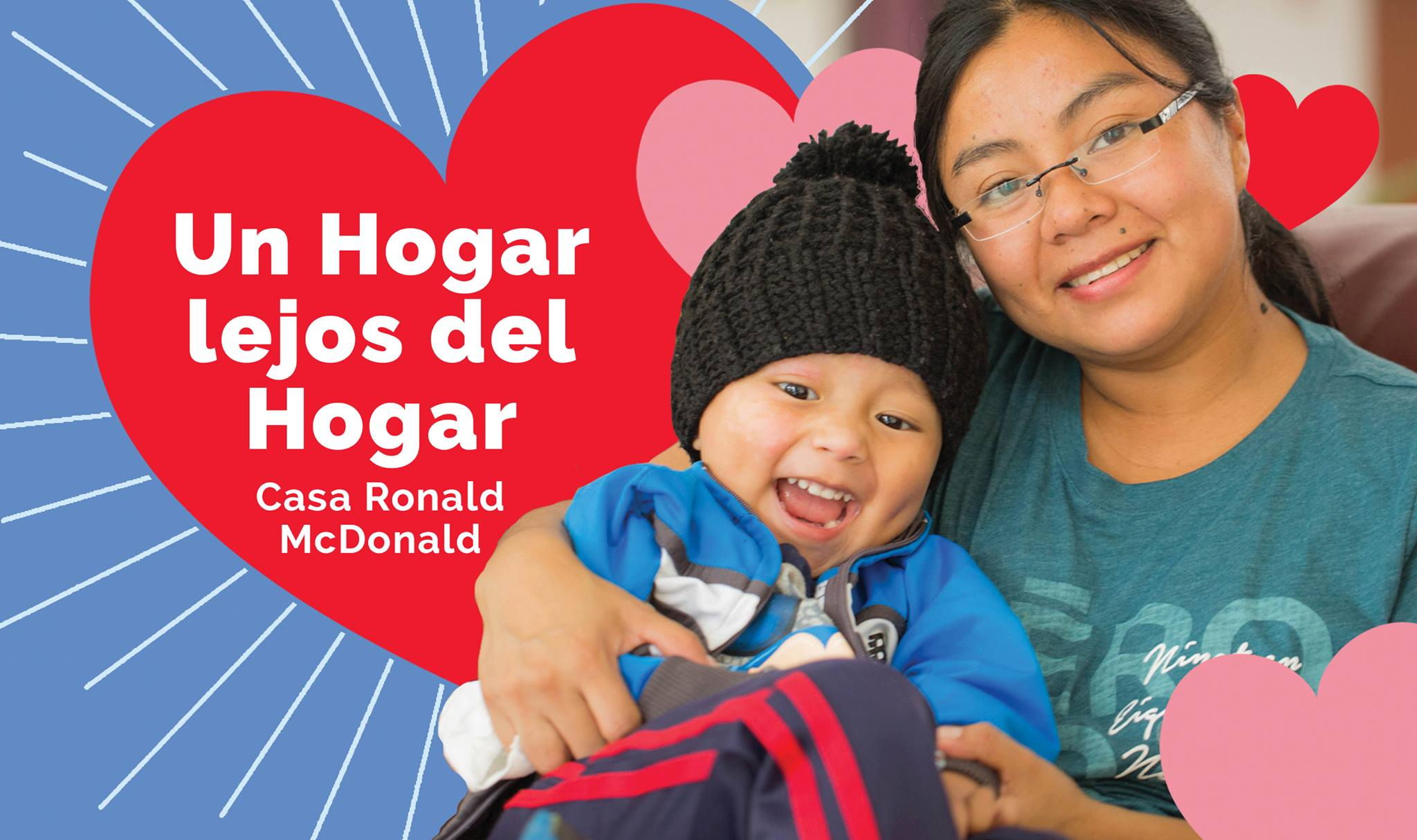 (Foto: Fundación Infantil Ronald McDonald)