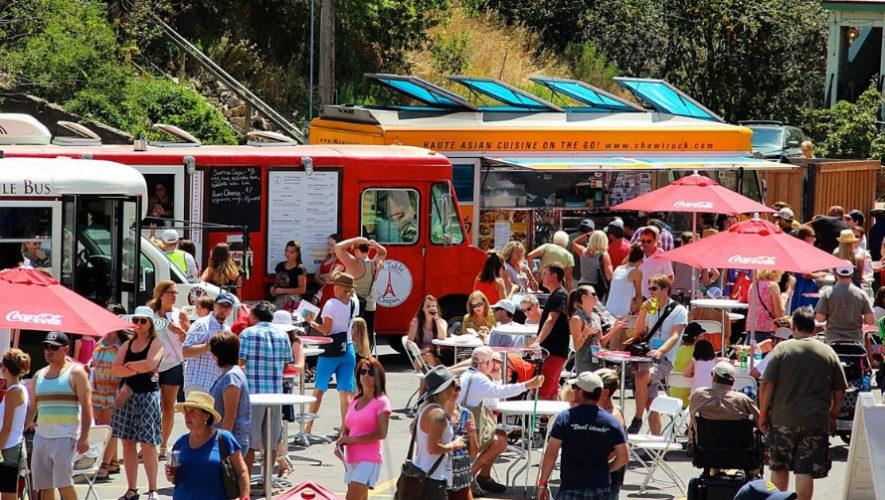 Festival de foodtrucks en Escuintla | Marzo 2019
