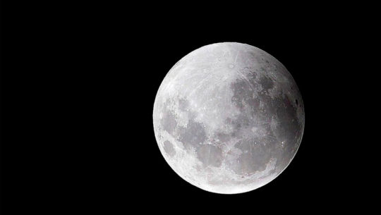 A qué hora ver la Superluna este 19 de febrero de 2019 desde Guatemala
