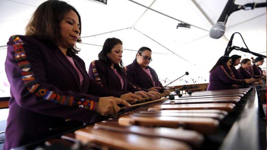 Actividades para celebrar el Mes de la Marimba en Guatemala | Febrero 2019