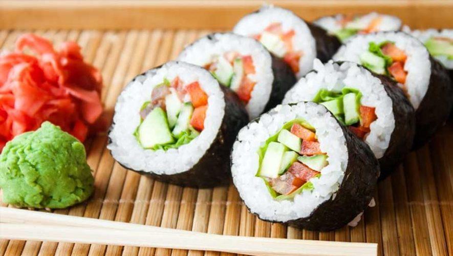 All you can eat de sushi en Mr. Sushi | Febrero 2019