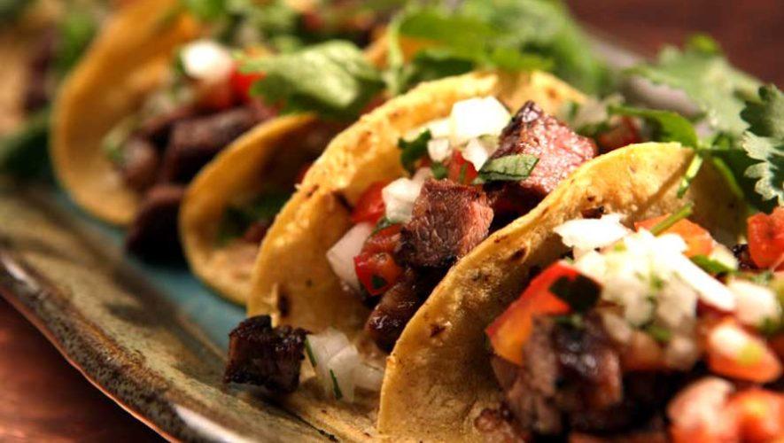 All you can eat de tacos de puyazo en Antigua Guatemala | Febrero 2019
