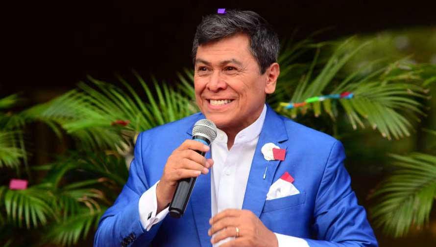 Concierto de Alvaro Torres en Guatemala