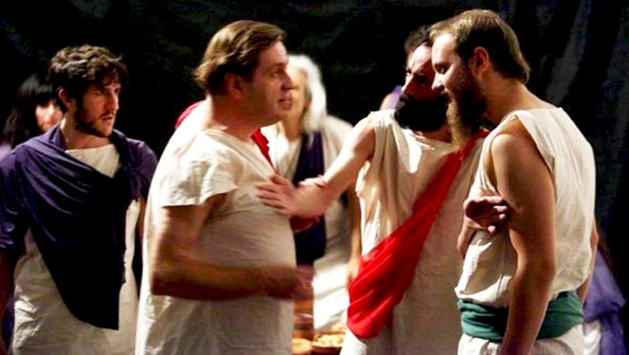 Amor Platónico, obra de teatro gratuita   Febrero 2019