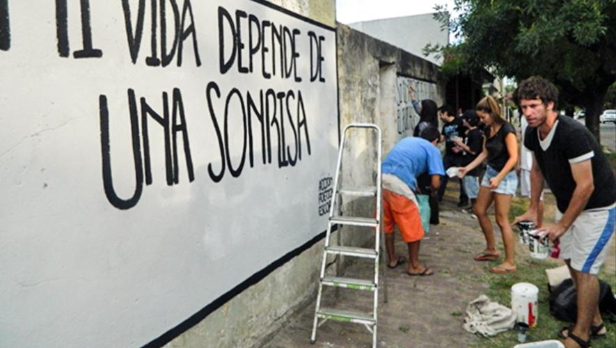 Buscan artistas para pintar murales de poemas de Francisco Nájera en la Ciudad de Guatemala