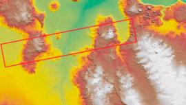 Calzada de Sakbé en Petén sobrepasa en 25 metros de ancho a la Gran Muralla China