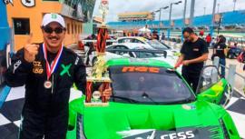 Carlos Zaid representará a Guatemala en el Grand Prix Central America 2019