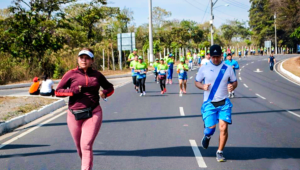 Carrera 10K Mixco | Abril 2019
