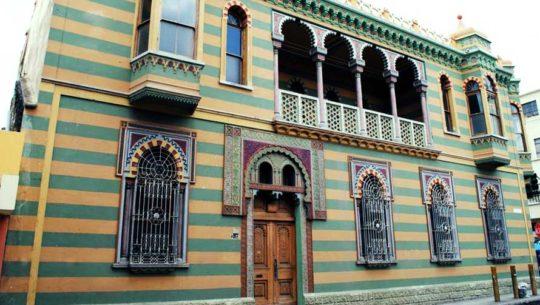 Casa Mozárabe, la joya arquitectónica de diseño árabe que se encuentra en la Ciudad de Guatemala