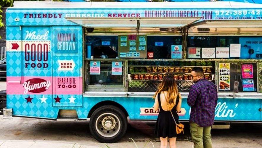 Celebración del Día del Cariño en Plaza Food Truck, Escuintla | Febrero 2019