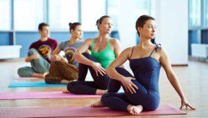 Clases de yoga para principiantes en zona 1 | Febrero 2019