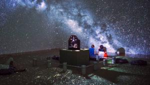 Club gratuito de astronomía en Sophos | Marzo 2019