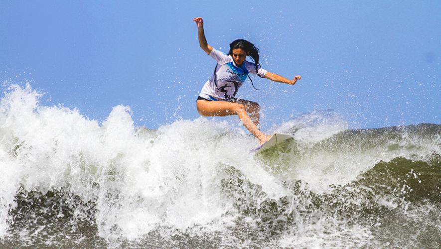 Competencia de Surf: Primera Anual de Chicas Surfistas | Marzo 2019