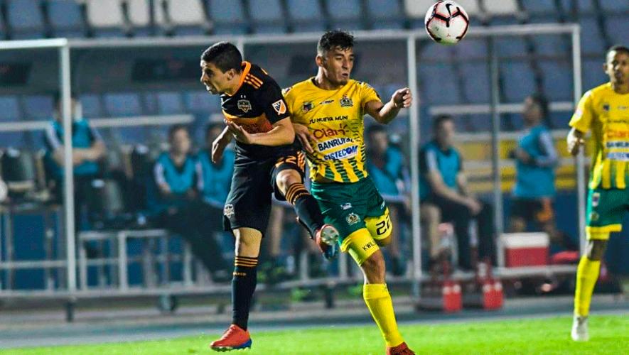 Concachampions: Partido de vuelta Dynamo vs. Guastatoya en Estados Unidos | Febrero 2019