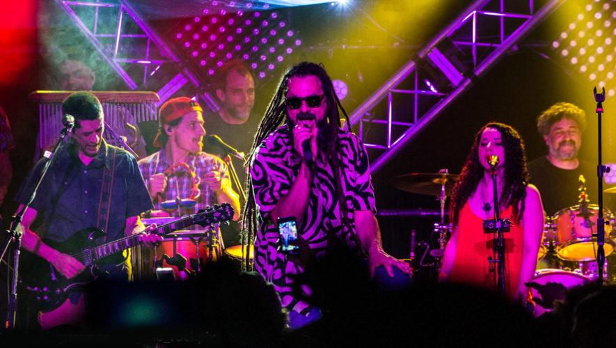 Concierto de Nonpalidece y otros artistas en Antigua Guatemala | Mayo 2019