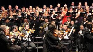 Concierto del Amor por el Coro Nacional de Guatemala | Febrero 2019