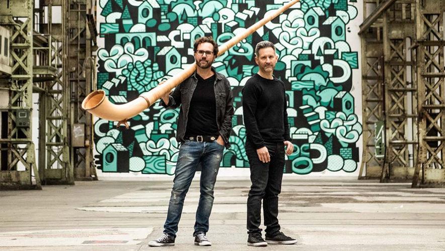 Concierto gratuito de un dúo de jazz de Suiza en Guatemala | Marzo 2019
