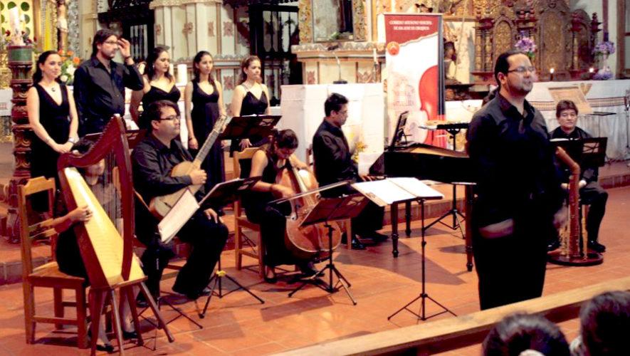 Concierto instrumental de música antigua iberoamericana | Febrero 2019