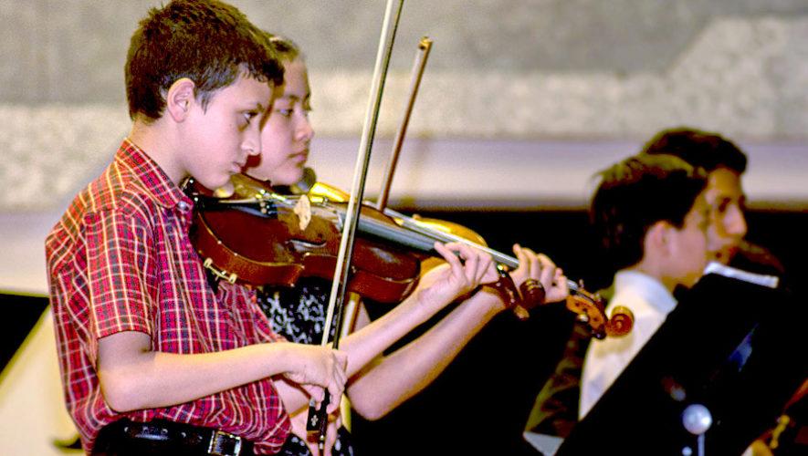 Concierto instrumental de viola en el Conservatorio | Febrero 2019