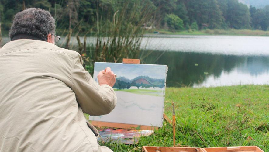 Convocatoria para el Festival de Pintura Aires Libres en Alta Verapaz