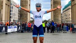 Dalia Soberanis es nueva integrante del Team Arena Geisingen