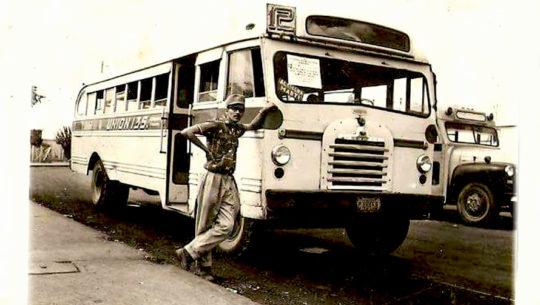 Datos curiosos de los tickets de bus que se usaban en Guatemala