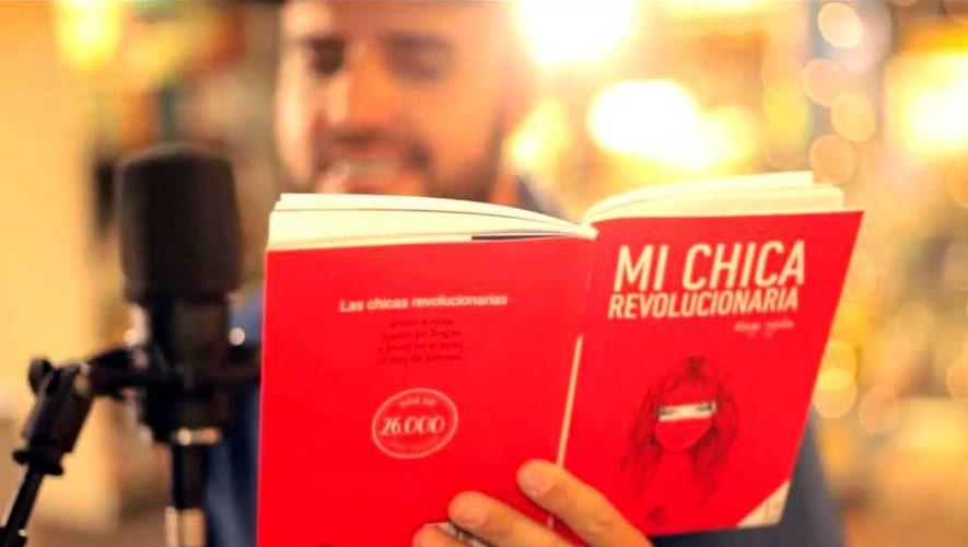 Concierto y firma de libros de Diego Ojeda en Guatemala | Febrero 2019