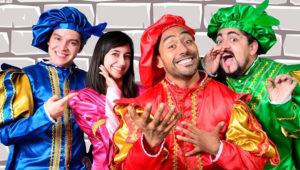 Don Juan Tenedorio, comedia teatral en Guatemala | 2019