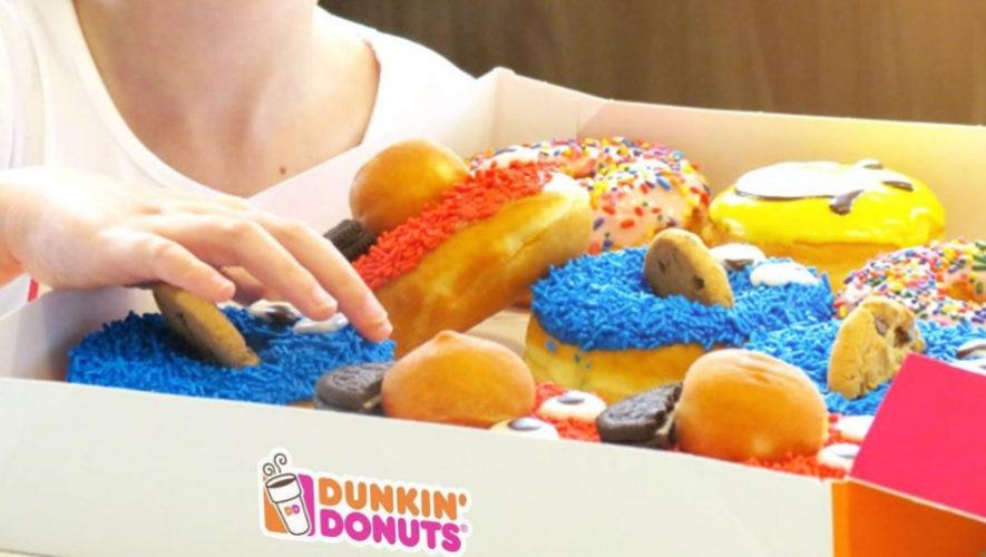 Dunkin' Fun para niños en la Ciudad de Guatemala | Febrero 2019