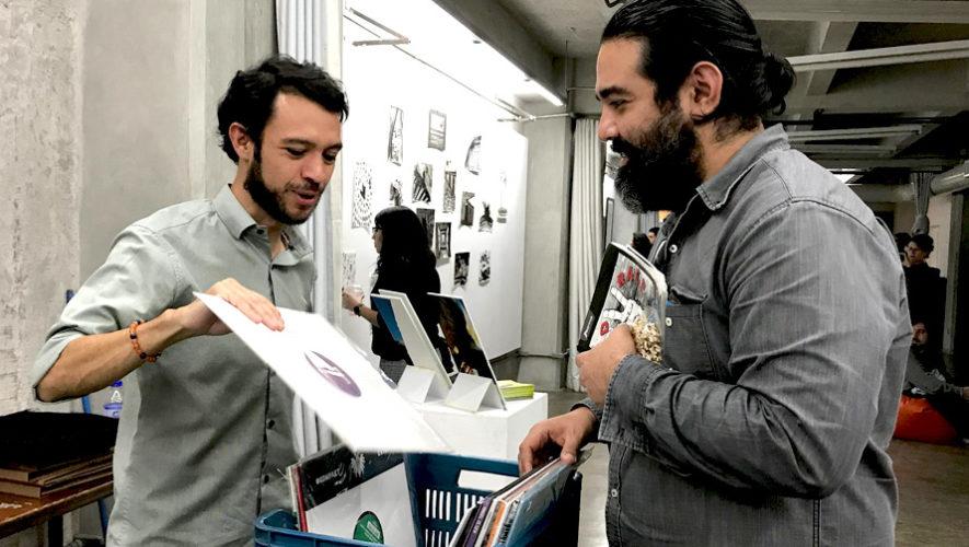 El Cúmulo No. 2, festival de arte emergente en Guatemala   Marzo 2019