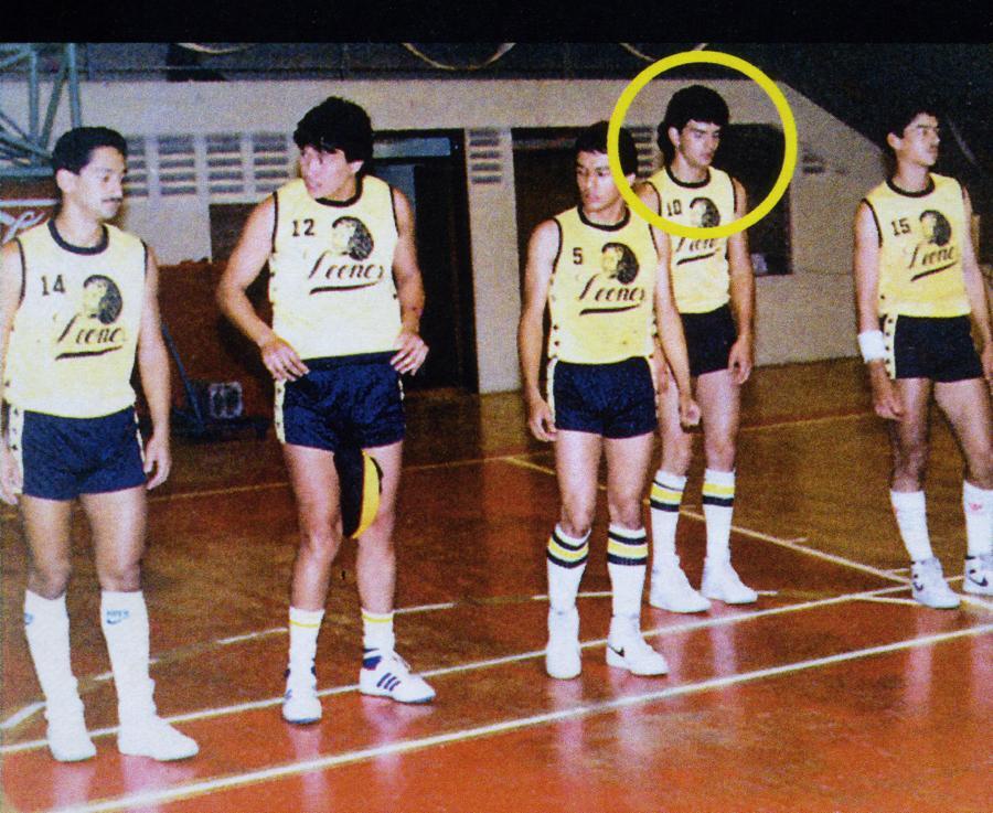El récord de Ricardo Arjona en el baloncesto duró 18 años