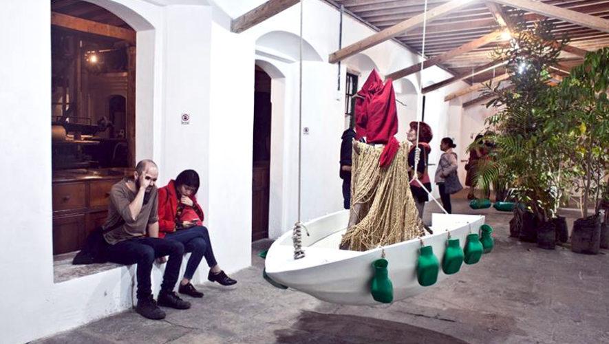 Espantapájaros, exposición de Antonio Pichillá | Enero - Marzo 2019