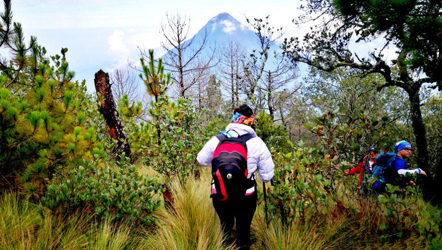 Expedición a los volcanes Zunil y Pecul en Quetzaltenango | Abril 2019