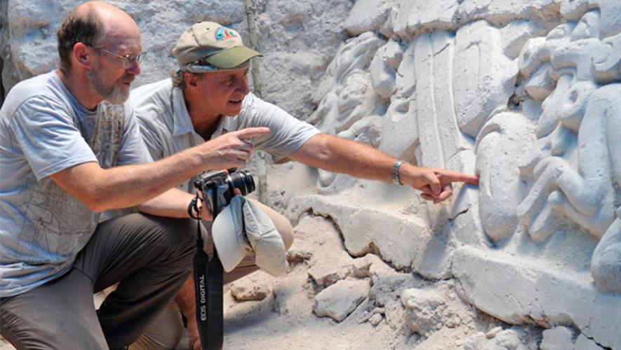 Exponen 145 fotografías del proyecto Cuenca Mirador en Antigua Guatemala