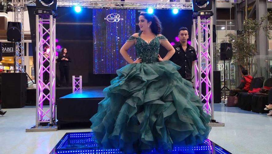 Exposición de vestidos de 15 años   Febrero 2019